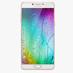 Pellicola in Vetro Temperato Protettiva Proteggi Schermo Film R02 per Samsung Galaxy C9 Pro C9000 Chiaro