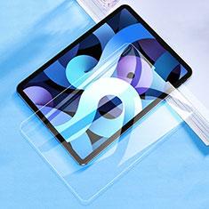 Pellicola in Vetro Temperato Protettiva Proteggi Schermo Film T01 per Apple iPad Air 10.9 (2020) Chiaro