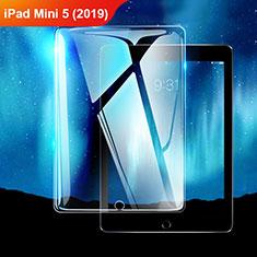 Pellicola in Vetro Temperato Protettiva Proteggi Schermo Film T01 per Apple iPad Mini 5 (2019) Chiaro