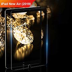 Pellicola in Vetro Temperato Protettiva Proteggi Schermo Film T01 per Apple iPad New Air (2019) 10.5 Chiaro