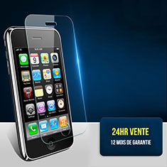 Pellicola in Vetro Temperato Protettiva Proteggi Schermo Film T01 per Apple iPhone 3G 3GS Chiaro