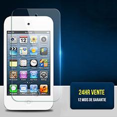 Pellicola in Vetro Temperato Protettiva Proteggi Schermo Film T01 per Apple iPod Touch 4 Chiaro