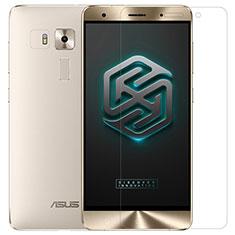 Pellicola in Vetro Temperato Protettiva Proteggi Schermo Film T01 per Asus Zenfone 3 Deluxe ZS570KL ZS550ML Chiaro