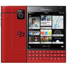 Pellicola in Vetro Temperato Protettiva Proteggi Schermo Film T01 per Blackberry Passport Q30 Chiaro