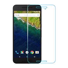 Pellicola in Vetro Temperato Protettiva Proteggi Schermo Film T01 per Google Nexus 6P Chiaro