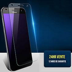 Pellicola in Vetro Temperato Protettiva Proteggi Schermo Film T01 per Huawei Ascend G7 Chiaro