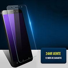 Pellicola in Vetro Temperato Protettiva Proteggi Schermo Film T01 per Huawei G Play Mini Chiaro