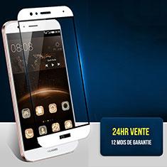 Pellicola in Vetro Temperato Protettiva Proteggi Schermo Film T01 per Huawei G7 Plus Chiaro