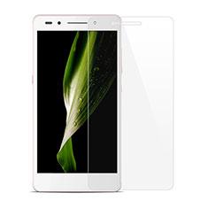 Pellicola in Vetro Temperato Protettiva Proteggi Schermo Film T01 per Huawei Honor 7 Dual SIM Chiaro