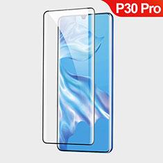 Pellicola in Vetro Temperato Protettiva Proteggi Schermo Film T01 per Huawei P30 Pro Chiaro
