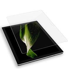 Pellicola in Vetro Temperato Protettiva Proteggi Schermo Film T01 per Microsoft Surface Pro 4 Chiaro