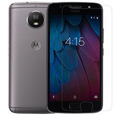 Pellicola in Vetro Temperato Protettiva Proteggi Schermo Film T01 per Motorola Moto G5S Chiaro