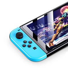 Pellicola in Vetro Temperato Protettiva Proteggi Schermo Film T01 per Nintendo Switch Chiaro