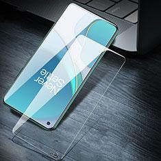 Pellicola in Vetro Temperato Protettiva Proteggi Schermo Film T01 per OnePlus 8T 5G Chiaro