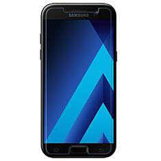Pellicola in Vetro Temperato Protettiva Proteggi Schermo Film T01 per Samsung Galaxy A5 (2017) Duos Chiaro