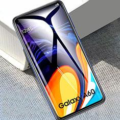 Pellicola in Vetro Temperato Protettiva Proteggi Schermo Film T01 per Samsung Galaxy A60 Chiaro