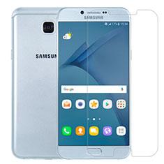 Pellicola in Vetro Temperato Protettiva Proteggi Schermo Film T01 per Samsung Galaxy A8 (2016) A8100 A810F Chiaro