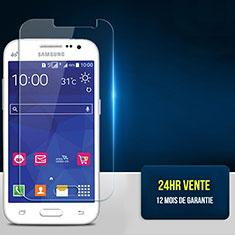 Pellicola in Vetro Temperato Protettiva Proteggi Schermo Film T01 per Samsung Galaxy Core Prime G360F G360GY Chiaro