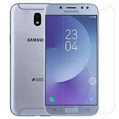 Pellicola in Vetro Temperato Protettiva Proteggi Schermo Film T01 per Samsung Galaxy J5 (2017) SM-J750F Chiaro