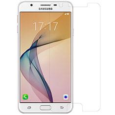 Pellicola in Vetro Temperato Protettiva Proteggi Schermo Film T01 per Samsung Galaxy On5 (2016) G570 G570F Chiaro