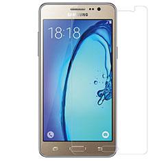 Pellicola in Vetro Temperato Protettiva Proteggi Schermo Film T01 per Samsung Galaxy On5 G550FY Chiaro