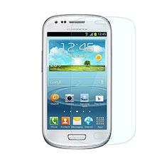 Pellicola in Vetro Temperato Protettiva Proteggi Schermo Film T01 per Samsung Galaxy S3 Mini i8190 i8200 Chiaro