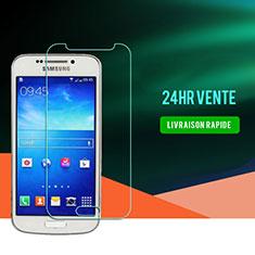Pellicola in Vetro Temperato Protettiva Proteggi Schermo Film T01 per Samsung Galaxy S4 Zoom Chiaro