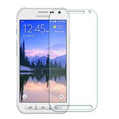 Pellicola in Vetro Temperato Protettiva Proteggi Schermo Film T01 per Samsung Galaxy S6 Active G890 Chiaro