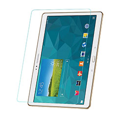 Pellicola in Vetro Temperato Protettiva Proteggi Schermo Film T01 per Samsung Galaxy Tab S 10.5 LTE 4G SM-T805 T801 Chiaro