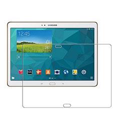 Pellicola in Vetro Temperato Protettiva Proteggi Schermo Film T01 per Samsung Galaxy Tab S 10.5 SM-T800 Chiaro