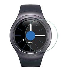 Pellicola in Vetro Temperato Protettiva Proteggi Schermo Film T01 per Samsung Gear S2 3G R730 Chiaro