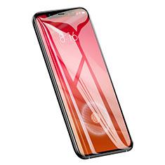 Pellicola in Vetro Temperato Protettiva Proteggi Schermo Film T01 per Xiaomi Mi 8 Screen Fingerprint Edition Chiaro