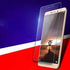 Pellicola in Vetro Temperato Protettiva Proteggi Schermo Film T01 per Xiaomi Redmi 3 High Edition Chiaro