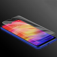 Pellicola in Vetro Temperato Protettiva Proteggi Schermo Film T01 per Xiaomi Redmi Note 7 Chiaro