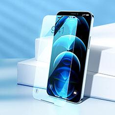 Pellicola in Vetro Temperato Protettiva Proteggi Schermo Film T02 per Apple iPhone 12 Pro Max Chiaro