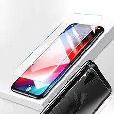 Pellicola in Vetro Temperato Protettiva Proteggi Schermo Film T02 per Apple iPhone XR Chiaro