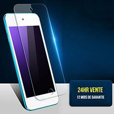 Pellicola in Vetro Temperato Protettiva Proteggi Schermo Film T02 per Apple iPod Touch 5 Chiaro