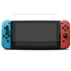 Pellicola in Vetro Temperato Protettiva Proteggi Schermo Film T02 per Nintendo Switch Chiaro