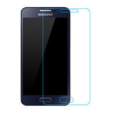 Pellicola in Vetro Temperato Protettiva Proteggi Schermo Film T02 per Samsung Galaxy A3 SM-300F Chiaro