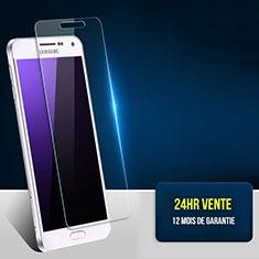 Pellicola in Vetro Temperato Protettiva Proteggi Schermo Film T02 per Samsung Galaxy A5 SM-500F Chiaro