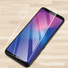 Pellicola in Vetro Temperato Protettiva Proteggi Schermo Film T02 per Samsung Galaxy A6s Chiaro