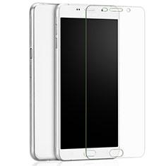 Pellicola in Vetro Temperato Protettiva Proteggi Schermo Film T02 per Samsung Galaxy A9 (2016) A9000 Chiaro