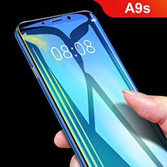 Pellicola in Vetro Temperato Protettiva Proteggi Schermo Film T02 per Samsung Galaxy A9s Chiaro