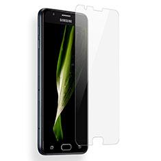 Pellicola in Vetro Temperato Protettiva Proteggi Schermo Film T02 per Samsung Galaxy J7 Prime Chiaro
