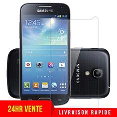 Pellicola in Vetro Temperato Protettiva Proteggi Schermo Film T02 per Samsung Galaxy S4 Mini i9190 i9192 Chiaro