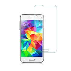 Pellicola in Vetro Temperato Protettiva Proteggi Schermo Film T02 per Samsung Galaxy S5 Mini G800F G800H Chiaro