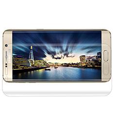 Pellicola in Vetro Temperato Protettiva Proteggi Schermo Film T02 per Samsung Galaxy S6 Edge+ Plus SM-G928F Chiaro