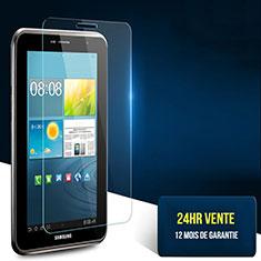 Pellicola in Vetro Temperato Protettiva Proteggi Schermo Film T02 per Samsung Galaxy Tab 2 7.0 P3100 P3110 Chiaro