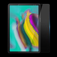 Pellicola in Vetro Temperato Protettiva Proteggi Schermo Film T02 per Samsung Galaxy Tab S5e 4G 10.5 SM-T725 Chiaro