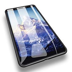 Pellicola in Vetro Temperato Protettiva Proteggi Schermo Film T02 per Xiaomi Redmi 6 Chiaro